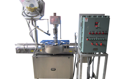 Automatic-Single-Head-Flame-Proof-ROPP-Cap-Sealing-Machines