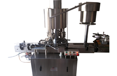 Automatic-Four-Head-ROPP-Capping-Machines
