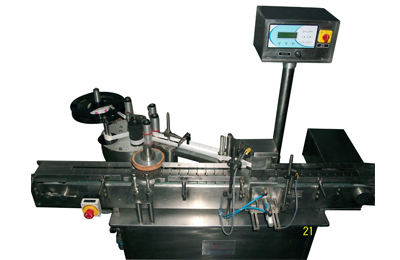 Table-Top-Sticker-Labeling-Machine-for-Flat-Products-Pneumatic-Vaccum-Bas