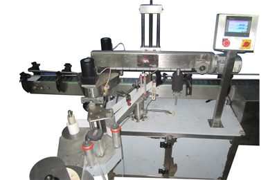 Automatic-Shrink-Sleeve-Label-Applicator-Machine-with-Shrink-Tunnel