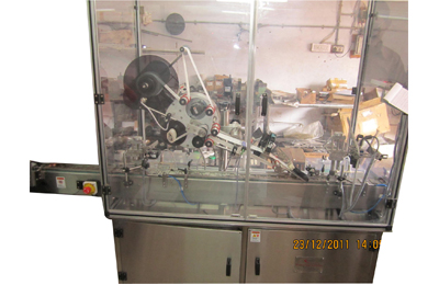 Stand-Alone-Sticker-Labeling-Applicator