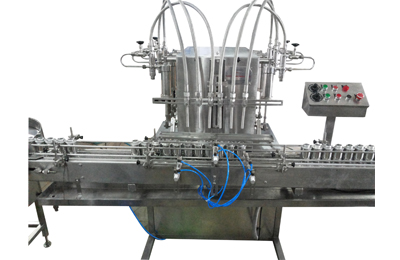 Automatic-Six-Head-Volumetric-Free-Flow-Liquid-Filling-Machines