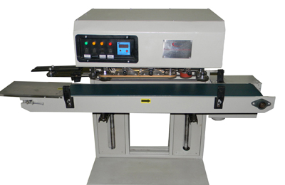 Continues Pouch Sealing Machine
