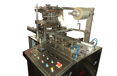 Automatic Over Wrapping Machine