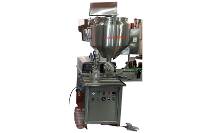 Semi-Auto-Single-Head-Viscous-Paste-Filling-Machines